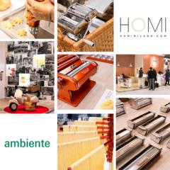 Marcato at Homi and Ambiente Fair